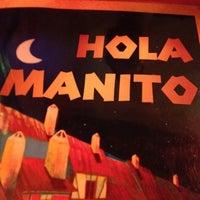 Foto diambil di Hola Manito oleh Nex L. pada 8/8/2012
