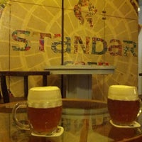 Photo taken at Standard Cafe by Matic on 5/6/2012