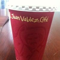 Photo taken at Juan Valdez Café by rodrigo a. on 4/25/2012