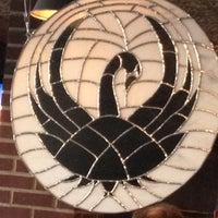Photo taken at Black Swan Brewpub by Cassie G. on 7/26/2012