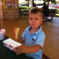 Photo taken at SONIC Drive In by Joseph N. on 7/14/2012