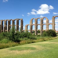 Photo taken at Hostal Acueducto de los Milagros by Harish H. on 6/30/2012