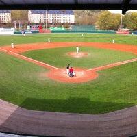 Das Foto wurde bei Armin-Wolf-Arena von Walter K. am 4/21/2012 aufgenommen
