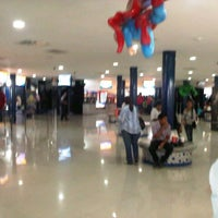 Photo taken at Super Cines - Puente Real by Omar C. on 9/10/2012