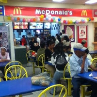 Photo taken at McDonald's by Gustavo S. on 5/1/2012