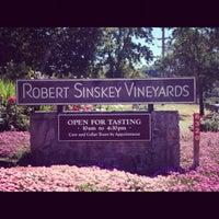 Photo taken at Robert Sinskey Vineyards by Laura M. on 9/2/2012
