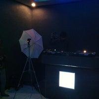 Photo taken at Airwave DJ studio by Deejay_alexei on 4/6/2012