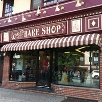 Photo taken at Carlo's Bake Shop by Maria on 8/21/2012