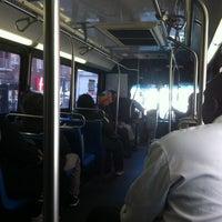 Photo taken at MTA Bus - M23 by Claude N. on 4/3/2012