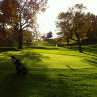 Photo taken at Sunset Hill Golf Course by Kris on 3/13/2012