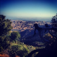 Photo taken at Mount Diablo State Park by Bryce R. on 6/1/2012