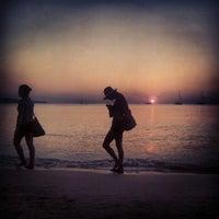 Foto scattata a Spiaggia di Cefalù da Egidio S. il 8/21/2012