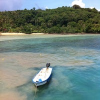 Photo taken at เกาะหวายบีชรีสอร์ท KOH WAI Beach Resort by Suriya S. on 4/21/2012