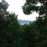 Photo taken at Mountain Majesty Cabin by Misti N. on 8/4/2012