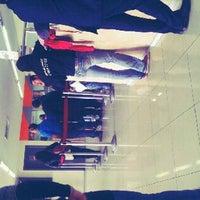 Photo taken at Banco Estado by Michael Doliann E. on 7/24/2012