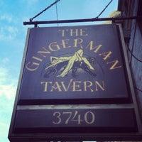 Photo taken at The Gingerman Tavern by Sean K. on 5/11/2012