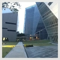 Photo taken at Bangkok University by gunnnnnn on 6/8/2012
