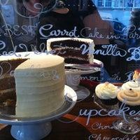 Photo taken at Sugarplum Cake Shop by Rahaf H. on 5/16/2012