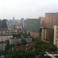 Photo prise au Hope Hotel Shanghai par Masataka K. le8/8/2012