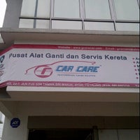 Photo taken at G Car Care Workshop by Ain_AinuddiN on 3/14/2012