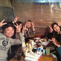 Photo taken at 夢屋台 by Tadamasa F. on 3/19/2012