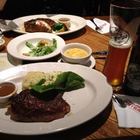 Photo taken at Outback Steakhouse by Alan L. on 4/4/2012