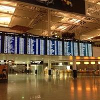 Photo taken at Terminal 2 by Leopoldo T. on 8/17/2012
