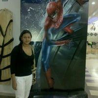 Photo taken at Royal Films Multicine Portal del Prado by Lore M. on 6/17/2012