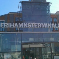 Photo taken at Frihamnsterminalen | S:t Peter Line by Mikus L. on 4/28/2012
