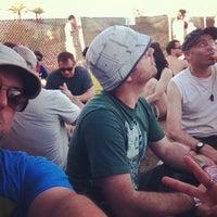 Photo taken at Coachella Recharge Bar by David C. on 4/21/2012