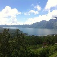Photo taken at Batur View Spot by Sergey D. on 5/2/2012