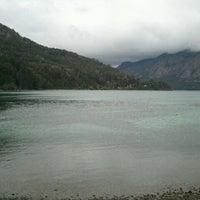 Photo taken at Lago Gutiérrez by Ana on 2/26/2012