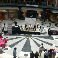 Photo taken at The Shops at Liberty Place by Gary on 5/22/2012