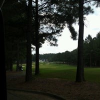 Photo taken at Heritage Golf Club by Christina B. on 7/21/2012