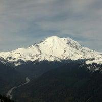 Photo taken at Crystal Mountain Ski Area by Kristen W. on 6/21/2012