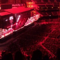 Photo taken at Roger Waters: The Wall by Michael C. on 7/8/2012