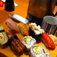 Photo taken at Sushi Itoga by Shawn C. on 8/18/2012