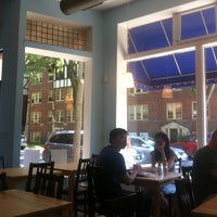 Photo taken at Fraiche Bakery & Cafe by José R. on 7/8/2012