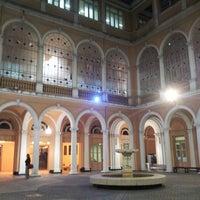 Photo taken at Facultad de Ciencias Económicas (UBA) by Patricio S. on 7/19/2012