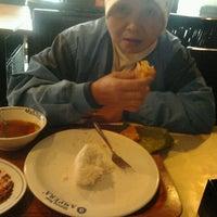 Photo taken at Warung nasi ampera by Aii Alliyah A. on 4/12/2012
