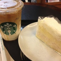 Photo taken at Starbucks by RaBBiT Bua W. on 5/19/2012