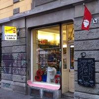Das Foto wurde bei Limmat Lädeli von Marc S. am 8/24/2012 aufgenommen