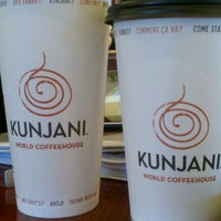 Photo taken at Kunjani Coffea by Michael H. on 5/3/2012