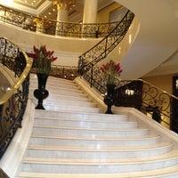 Photo taken at The Ritz-Carlton Berlin by Hisham A. on 2/9/2012