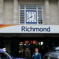 Photo taken at Richmond Railway Station (RMD) by Mimiru M. on 7/13/2012