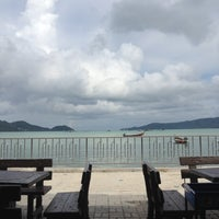 Photo taken at Pa Lai Seafood Restaurant by Sarut T. on 5/13/2012