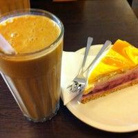 Photo taken at Kaffeeladen by Mark M. on 9/1/2012