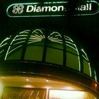 Das Foto wurde bei DiamondMall von Matheus R. am 4/9/2012 aufgenommen