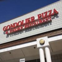 Photo taken at Gondolier Pizza by Derek S. on 4/29/2012