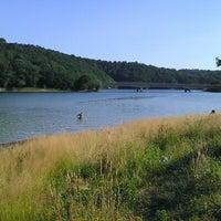Photo taken at Garaško jezero by Nikola Z. on 7/14/2012